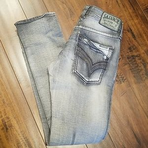 Men's Salvage Jeans